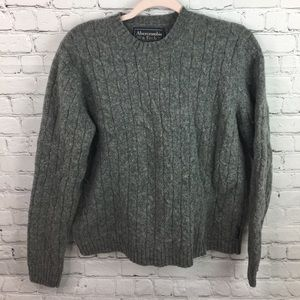 Abercrombie & Fitch Wool Sweater Size Large